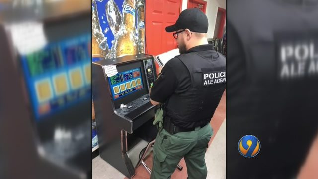 WADESBORO ILLEGAL GAMBLING: Several arrested in illegal