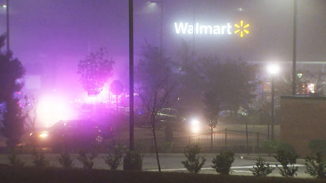Huntersville Walmart Shooting Police Id Teenager Shot