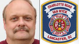 'He was a true friend': Community says final goodbyes to Lancaster County volunteer firefighter