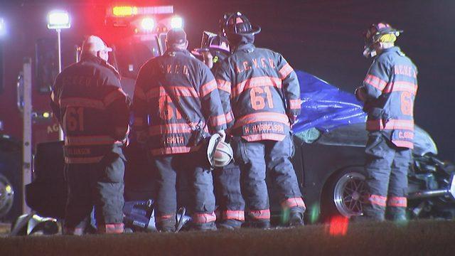 One killed in two-car crash in Gaston County   WSOC-TV