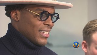 Panthers Cam Newton gets 11 write-in votes for county position