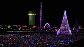 Get revved up for the holidays at Speedway Christmas