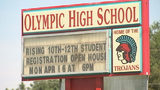 Social media threat forces lockdown at Olympic High School, officials say