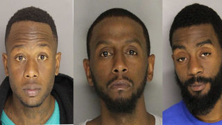 3 sought in Lancaster County burglary, shooting