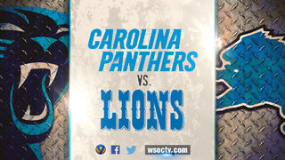 WEEK 11 PREVIEW: Lions back home but face tough matchup with Carolina