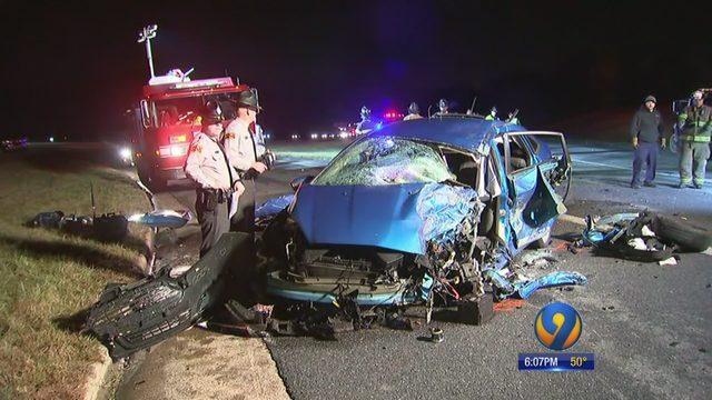 FATAL CRASH ON I-85: Elderly man drives wrong way on I-85, kills