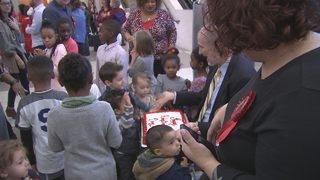 Growing families celebrated in Mecklenburg County on National Adoption Day