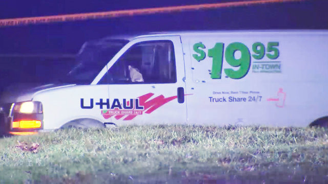 MOORESVILLE POLICE SHOOTING U-HAUL: Lawyer: Client wasn't