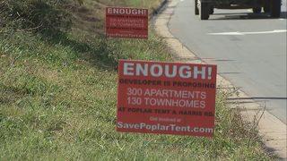 Board votes against proposed Concord development