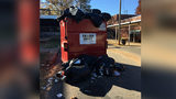Health inspector gives East Meck High School poor rating due to trash problems
