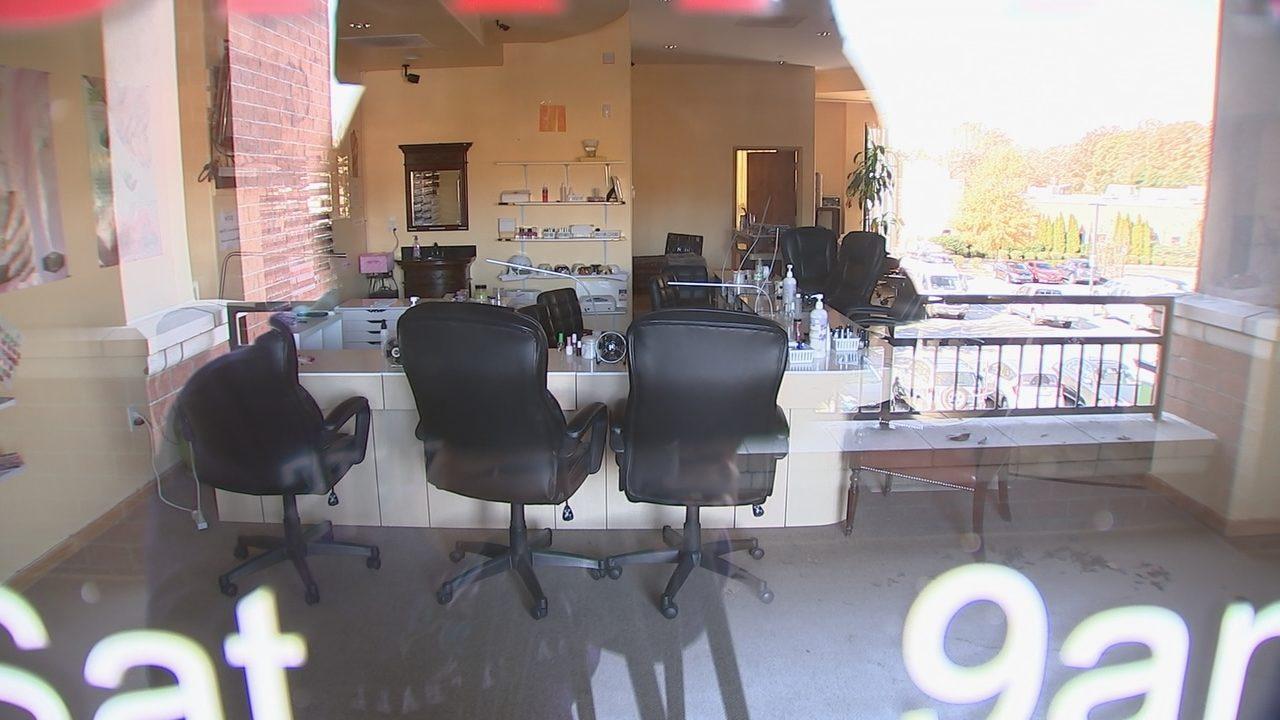 DAVIDSON NAIL SALON: Davidson nail salon owners accused of human trafficking faces indentured servitude allegations | WSOC-TV