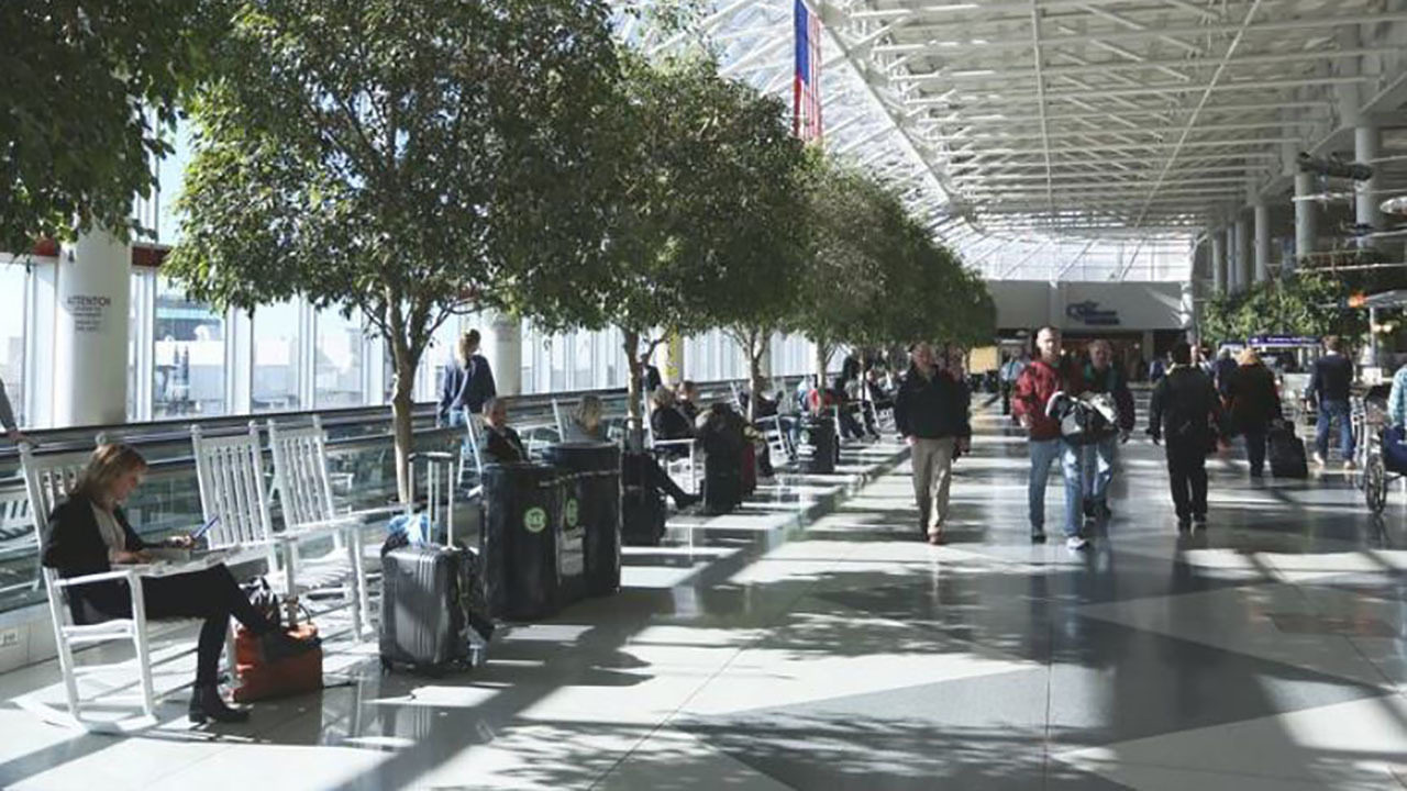 Charlotte Nc Airport >> Charlotte Douglas Airport Renovations Renovations To Begin On
