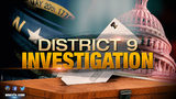 "Commission chairman calls District 9 investigation a ""political assassination"" of Harris"