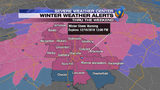 TRACKING: N Carolina governor declares state of emergency for all counties ahead of winter storm