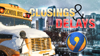 WINTER STORM: Running list of closings and delays