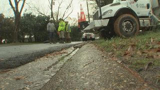 Energy crews work to restore power after winter storm