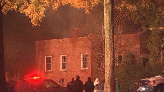 IMAGES: Firefighters put out fire at historic Fort Mill church