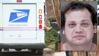 Tracking device used to catch man stealing mail from south Charlotte homes