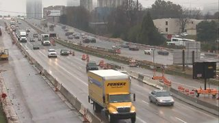 Reopening of busy I-77 ramp near uptown Charlotte pushed back