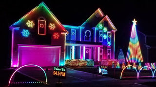 Going Griswold: Local homes light up for the holidays
