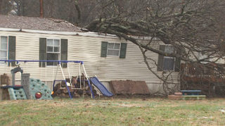 Family displaced after tree falls on home in Rowan County