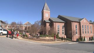 Congregation worships at historic Fort Mill church week after fire caused $1M in damage
