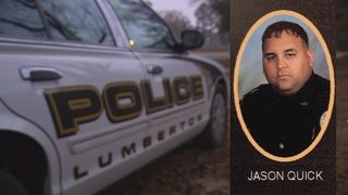 NC officer struck, killed by car while responding to crash on I-95