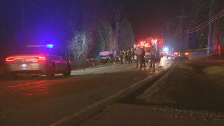 Troopers confirm 1 dead after crash in Rowan County