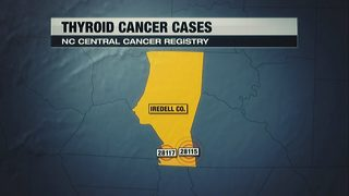 State and local leaders hold meeting to discuss Iredell County thyroid cancer cluster