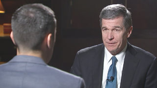 Gov. Cooper sits down with Channel 9 about District 9 election fraud investigation