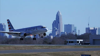 Charlotte Douglas to temporarily close runway for taxiway construction