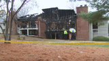 8 families lose everything in Charlotte condo fire days before Christmas