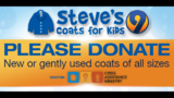Steve's Coats for Kids helps local family find winter coats ahead of Christmas