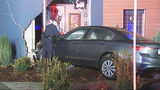 Driver runs off after slamming car into Plaza Midwood tattoo parlor