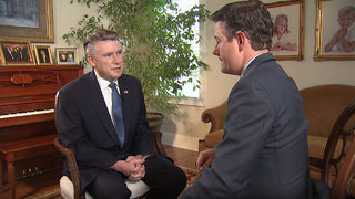 Channel 9 sits down with Mark Harris in one-on-one interview