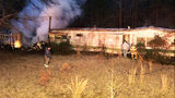 Severely burned man struck, killed by truck after escaping house fire in Chesterfield Co.