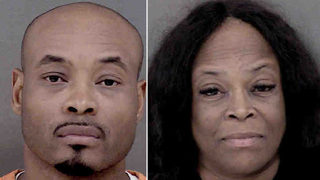 Pair charged in connection with Charlotte Christmas Eve bank robbery