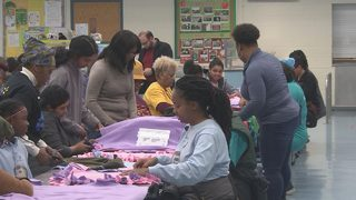 Thousands honor MLK with volunteer work in Charlotte community