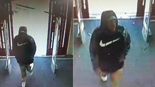 Police searching for man accused of robbing Union County CVS