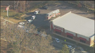 3 high schoolers hurt in shootout outside east Charlotte Family Dollar, police say