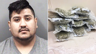 Sheriff: Man illegally in US had high-grade pot shipped to Salisbury house