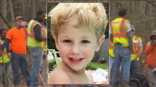 Casey Hathaway missing: Volunteers pray for missing 3-year-old
