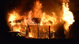GRANITE FALLS FIRE: Caldwell family loses home, dog in fire