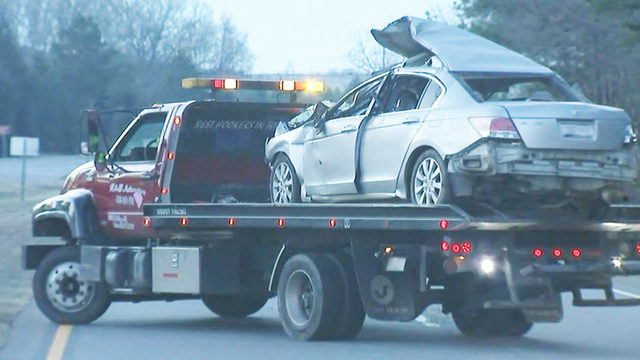 INDIAN LAND US 521 CRASH: Driver charged with DUI after