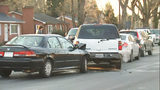 Morning water main break creates ice, accidents in east Charlotte