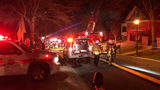 Firefighters battle 2-alarm fire at south Charlotte home