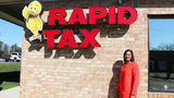 Black-owned business spotlight: Rapid Tax