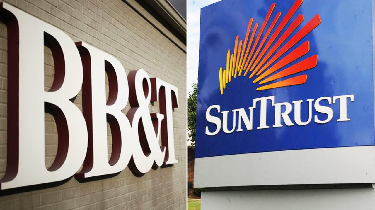 BB&T SUNTRUST BANK MERGER CHARLOTTE: 'We really will be