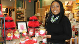 Kathy Fogle, owner of Happy Kat Candles and Gifts