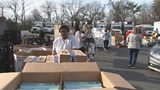 Second Harvest Food Bank hosts mobile food pantry to help those in need